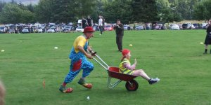 Fun and Games at Rannoch Highland Gathering