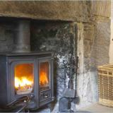 Tuim Cottage stove